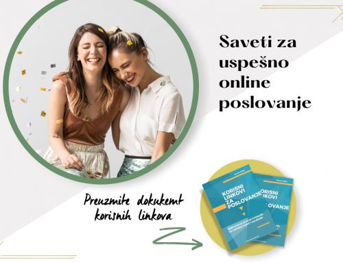 Saveti za uspešno online poslovanje predavanje